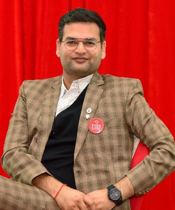 Dr Nikunj Chavda