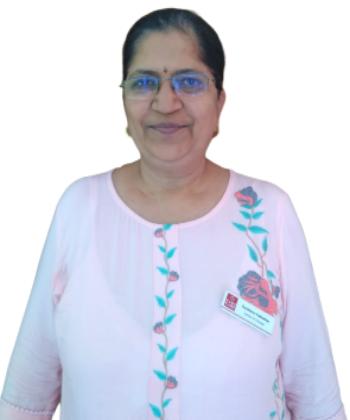 Mrs Darshna Vadnerkar