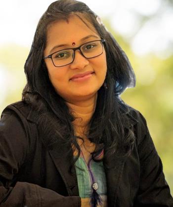 Ms Darshna Chavda