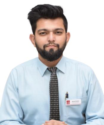 Dhrumil Chauhan
